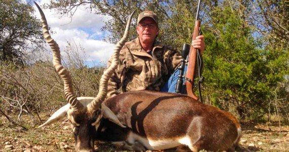 exotic blackbuck hunts Texas