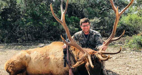 Texas Elk Hunting
