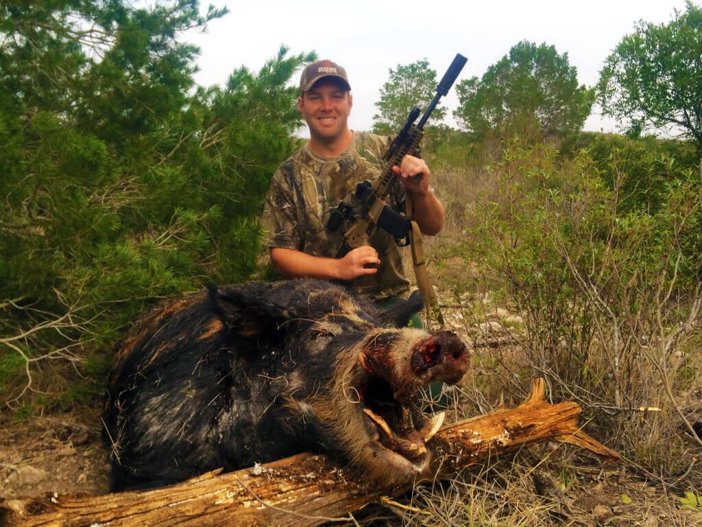 Bachelor Parties Hog Hunting Machine Guns Ox Ranch