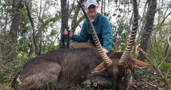waterbuck hunts texas