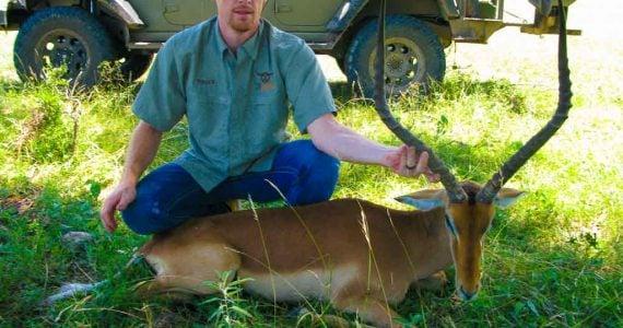 impala hunts