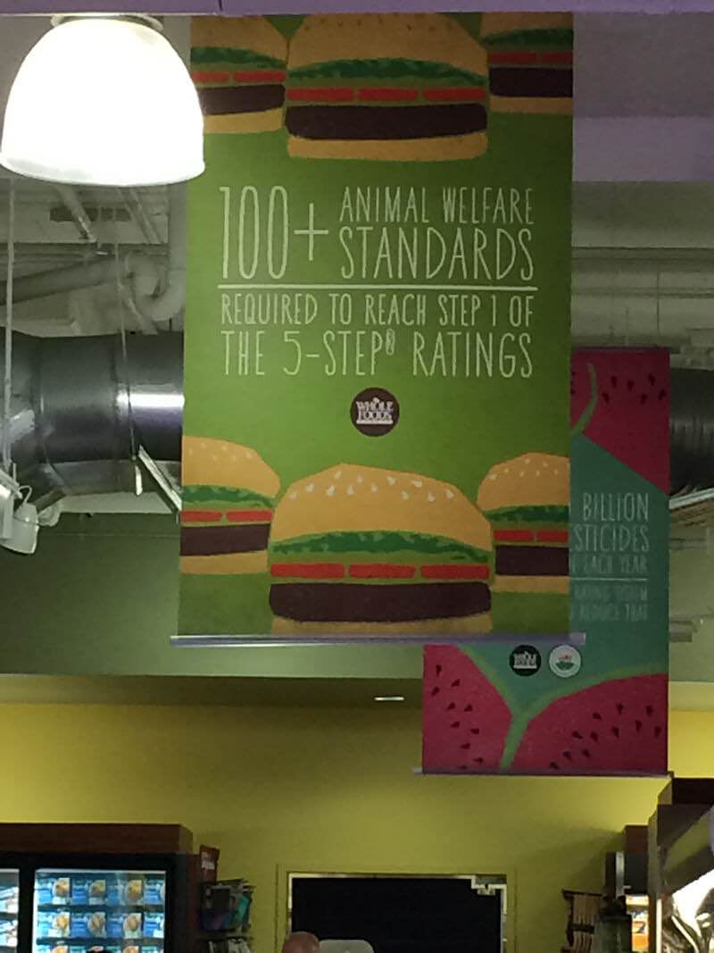 whole foods animal welfare