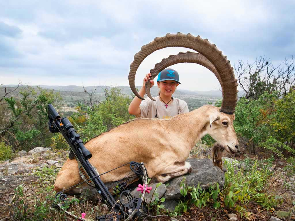 Ibex Hunting | 60+ Species Available for Hunt | Ox Ranch - Texas